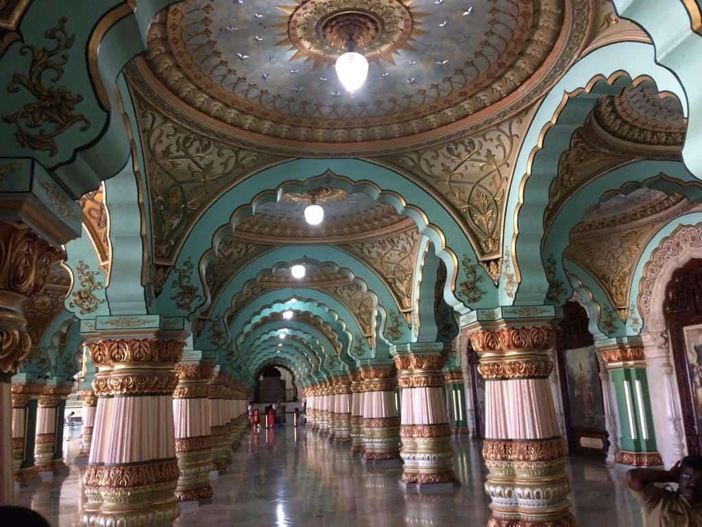 The dash to Mysore