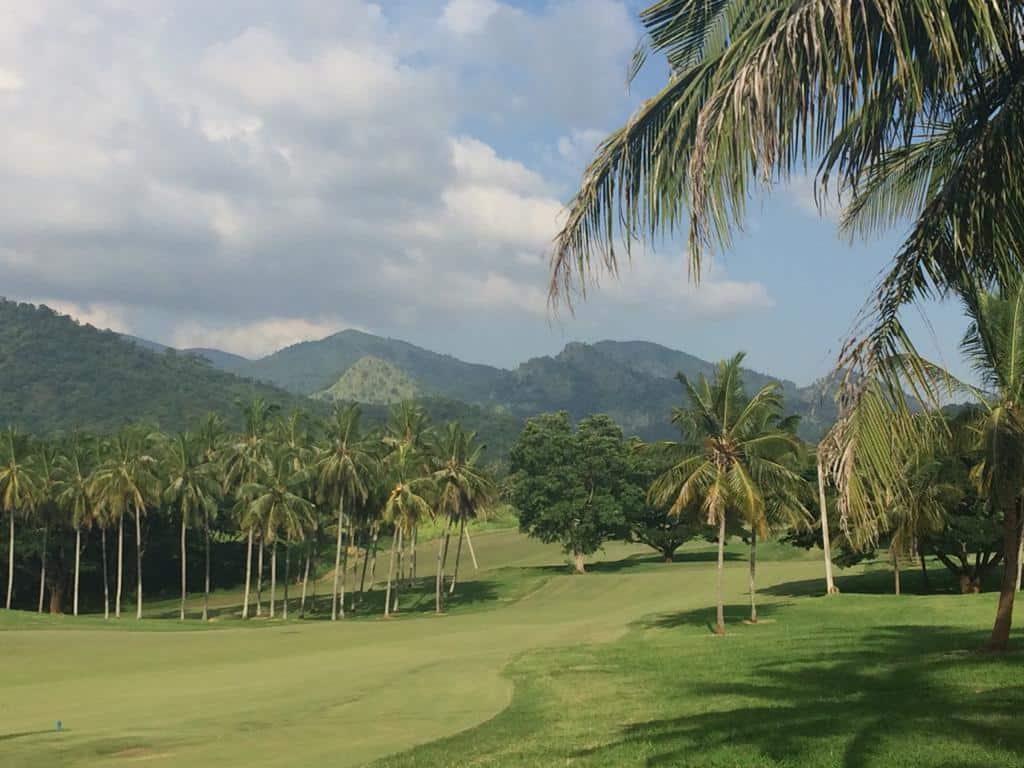 VIctoria Golf Course